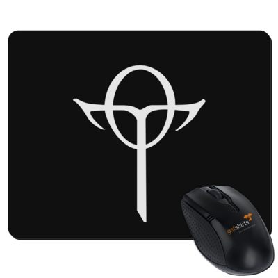 Motiv: Mousepad Textil - Götter Symbol - Rahja