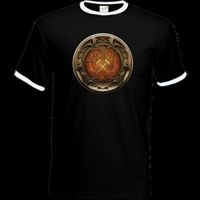 Motiv: T-Shirt Ringer - Götter Siegel - Angrosch