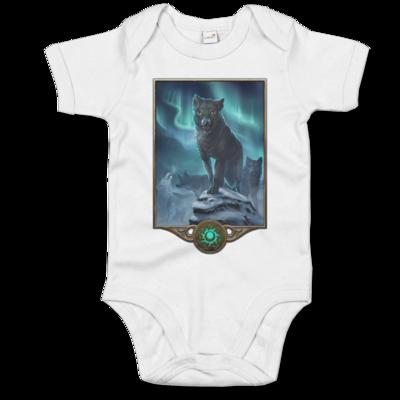 Motiv: Baby Body Organic - Götter - Himmelswölfe