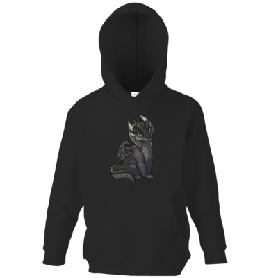 Motiv: Kids Hooded Sweat - Ulisses - Chibi