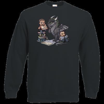 Motiv: Sweatshirt Classic - Ulisses - Chibi - Vlog