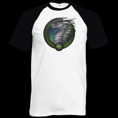Motiv: TShirt Baseball - Ulisses - Logo Ulisses-Spiele