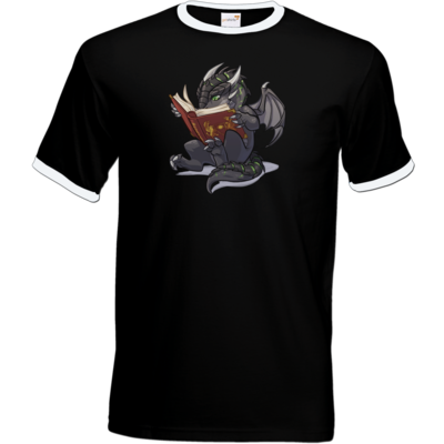 Motiv: T-Shirt Ringer - Ulisses - Chibi - Leseprobe