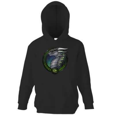 Motiv: Kids Hooded Sweat - Ulisses - Logo Ulisses-Spiele