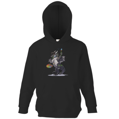 Motiv: Kids Hooded Sweat - Ulisses - Chibi - Making of