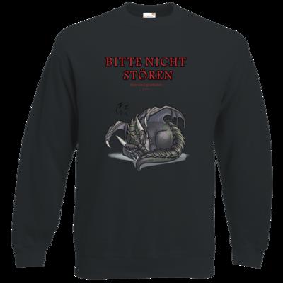 Motiv: Sweatshirt Classic - Ulisses - Bitte nicht stören