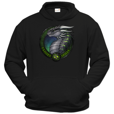 Motiv: Hoodie Classic - Ulisses - Logo Ulisses-Spiele