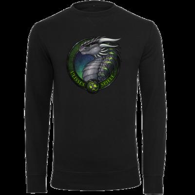 Motiv: Light Crew Sweatshirt - Ulisses - Logo Ulisses-Spiele