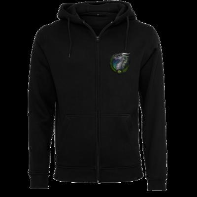 Motiv: Heavy Zip-Hoodie - Ulisses - Logo Ulisses-Spiele