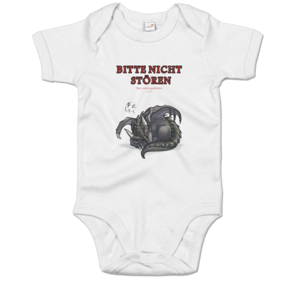 Motiv: Baby Body Organic - Ulisses - Bitte nicht stören