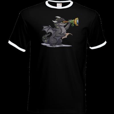 Motiv: T-Shirt Ringer - Ulisses - Chibi - Teaser
