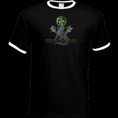 Motiv: T-Shirt Ringer - Ulisses - Drachling