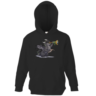 Motiv: Kids Hooded Sweat - Ulisses - Chibi - Teaser