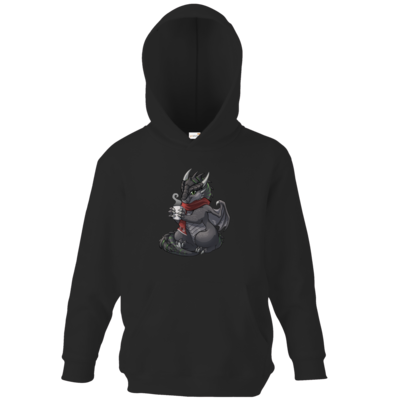 Motiv: Kids Hooded Sweat - Ulisses - Chibi - Weihnachtsmotiv 1