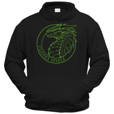 Motiv: Hoodie Classic - Ulisses - Logo Outline