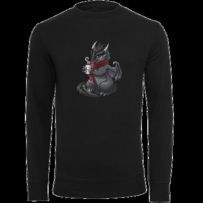 Motiv: Light Crew Sweatshirt - Ulisses - Chibi - Weihnachtsmotiv 1