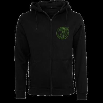 Motiv: Heavy Zip-Hoodie - Ulisses - Logo Outline