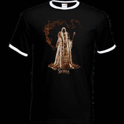 Motiv: T-Shirt Ringer - HeXXen - Hexenkönigin