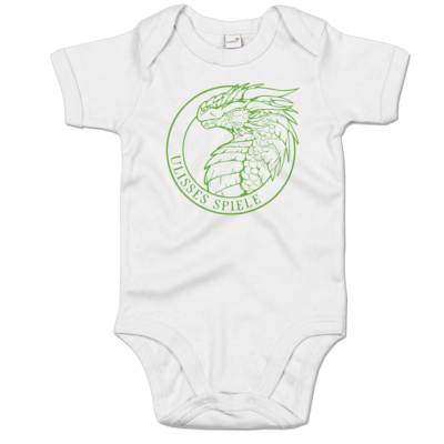 Motiv: Baby Body Organic - Ulisses - Logo Outline