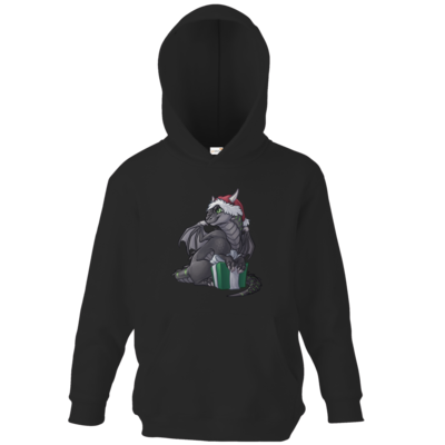 Motiv: Kids Hooded Sweat - Ulisses - Chibi - Weihnachtsmotiv 3