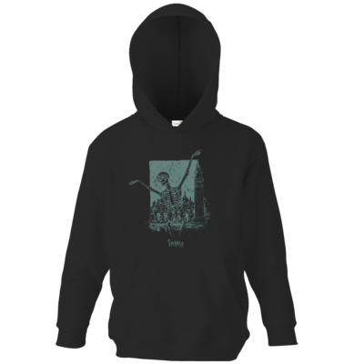 Motiv: Kids Hooded Sweat - HeXXen - Totentanz