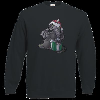 Motiv: Sweatshirt Classic - Ulisses - Chibi - Weihnachtsmotiv 3