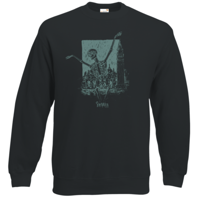 Motiv: Sweatshirt Classic - HeXXen - Totentanz