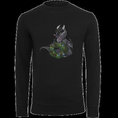 Motiv: Light Crew Sweatshirt - Ulisses - Chibi - Weihnachtsmotiv 2