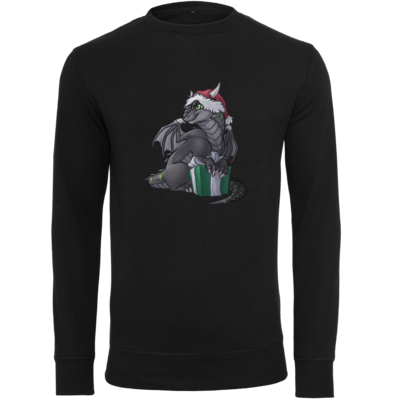 Motiv: Light Crew Sweatshirt - Ulisses - Chibi - Weihnachtsmotiv 3