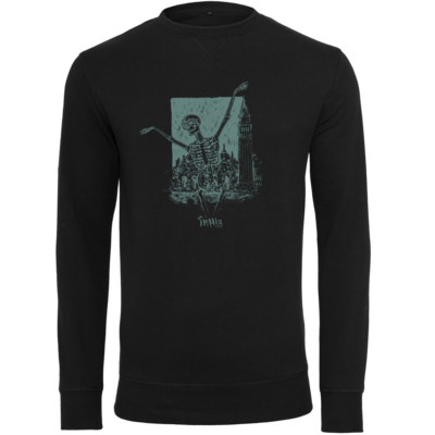 Motiv: Light Crew Sweatshirt - HeXXen - Totentanz