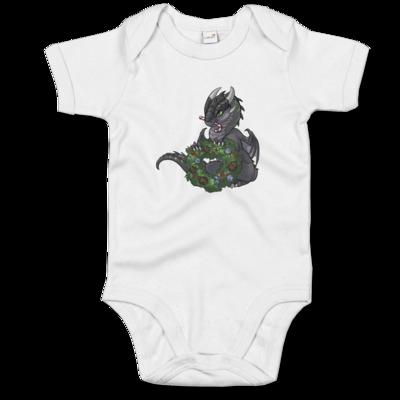 Motiv: Baby Body Organic - Ulisses - Chibi - Weihnachtsmotiv 2