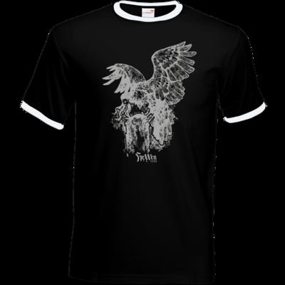Motiv: T-Shirt Ringer - HeXXen - Harpyie