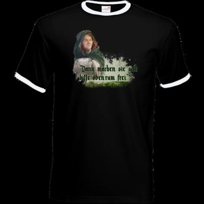 Motiv: T-Shirt Ringer - HeXXen - Anna