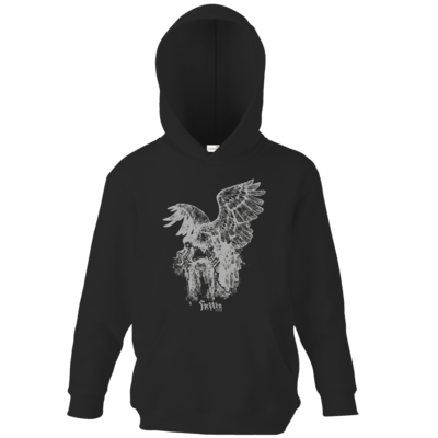 Motiv: Kids Hooded Sweat - HeXXen - Harpyie
