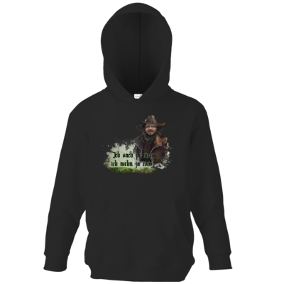 Motiv: Kids Hooded Sweat - HeXXen - Willi