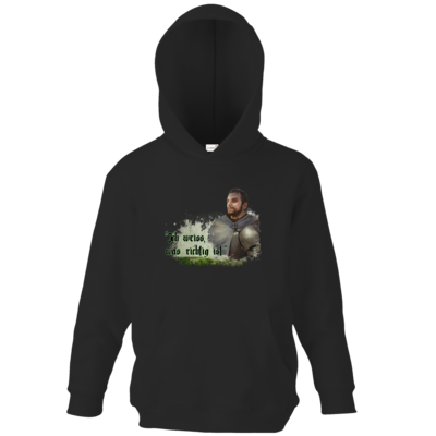 Motiv: Kids Hooded Sweat - HeXXen - Balthasar