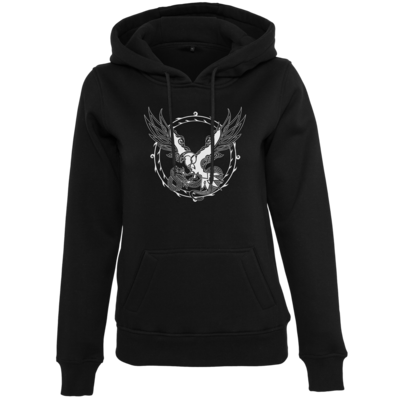 Motiv: Womens Heavy Hoody - Phileasson - Walknoten uni