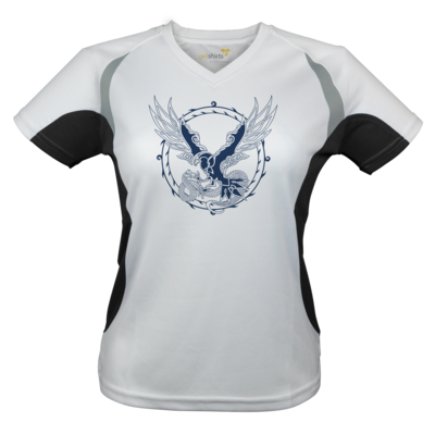 Motiv: Laufshirt Lady Running T - Phileasson - Walknoten uni