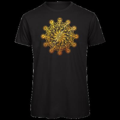 Motiv: Organic T-Shirt - Götter - Bund des wahren Glaubens -Symbol