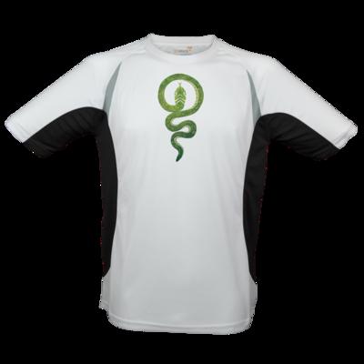 Motiv: Laufshirt Running T - Götter - Hesinde - Symbol