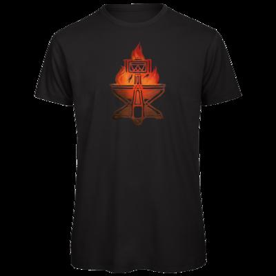 Motiv: Organic T-Shirt - Götter - Ingerimm - Symbol