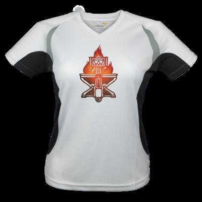 Motiv: Laufshirt Lady Running T - Götter - Ingerimm - Symbol