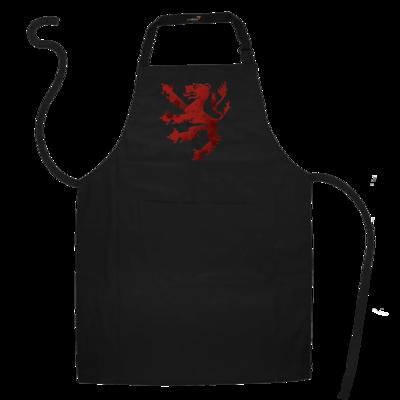 Motiv: Schürze - Götter - Rondra - Symbol