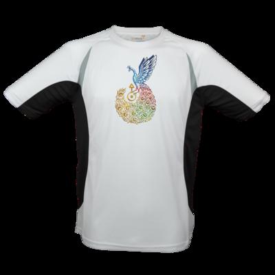 Motiv: Laufshirt Running T - Götter - Aves - Symbol