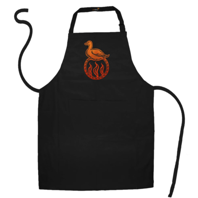 Motiv: Schürze - Götter - Travia - Symbol