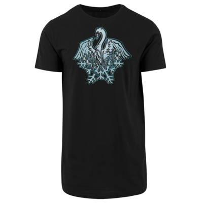 Motiv: Shaped Long Tee - Götter - Ifirn - Symbol