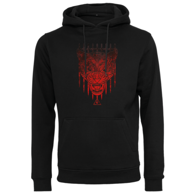 Motiv: Heavy Hoodie - Götter - Kor - Symbol