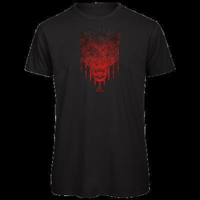 Motiv: Organic T-Shirt - Götter - Kor - Symbol