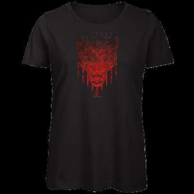 Motiv: Organic Lady T-Shirt - Götter - Kor - Symbol