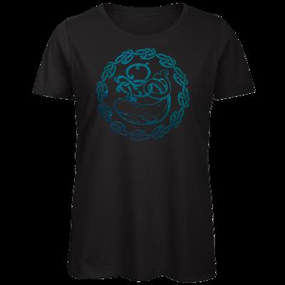 Motiv: Organic Lady T-Shirt - Götter - Swafnir - Symbol